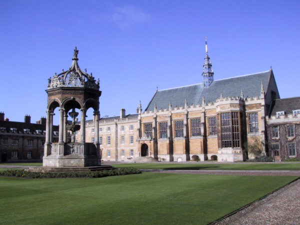 Cambridge College Hunting